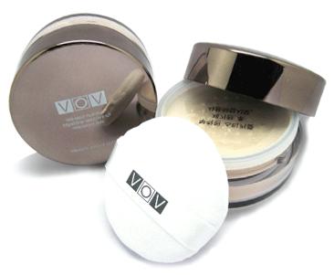 VOV Пудра рассыпчатая Fitting Loose Powder